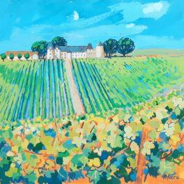 Chateau Yquem by Carol Moore
