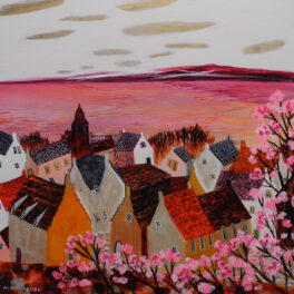 Culross in Blossom by Nikki Monaghan