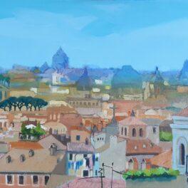 Eternal City by Carol Moore