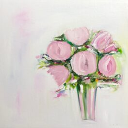 Blushing Bouquet by Samantha McCubbin