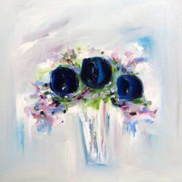 Midnight Blue by Samantha McCubbin