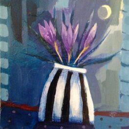 Evening Window by Mairi Stewart