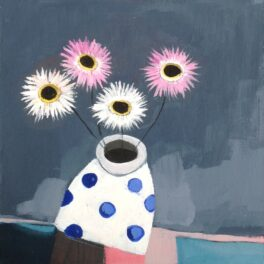 The Spotted Vase by Mairi Stewart