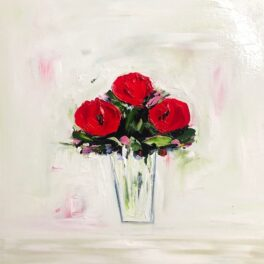 Red Roses by Samantha McCubbin