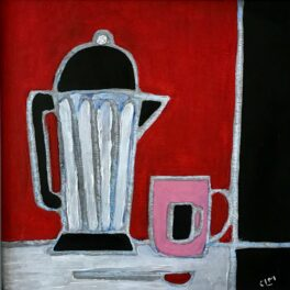 Cafetiere by Claire MacLellan