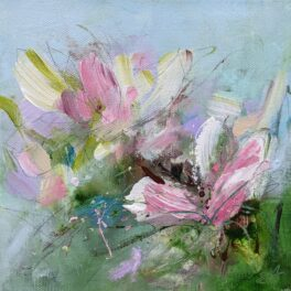 April Blooms II by Shona Harcus