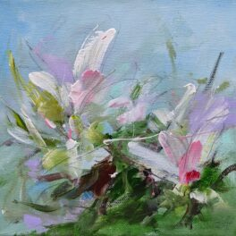 April Blooms III by Shona Harcus