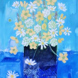 Summer Wild Flowers by Alison Dickson