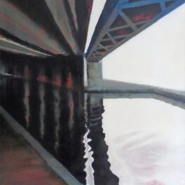 Canalside by Lindsey Lavender