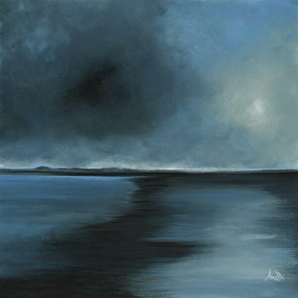 Blue, Amanda Buchanan Hutchison, Greengallery