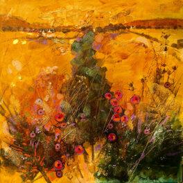 Between Amber Fields by Deborah Phillips