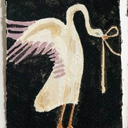 Wild Swan I by Tracey Johnston
