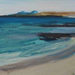 Bright Sea by Pete Morrison