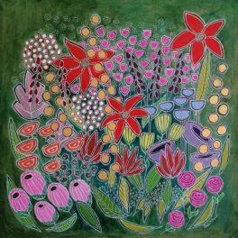 In the Garden of Eden No 16 by Pamela McMahon