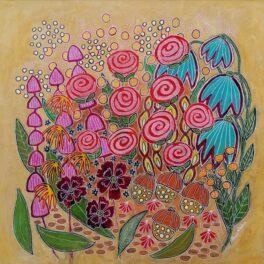 In the Garden of Eden No 17 by Pamela McMahon