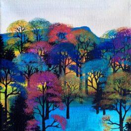 Joyful Trees by Erraid Gaskell