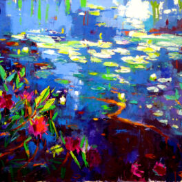 Lilly Loch by Marion Thomson