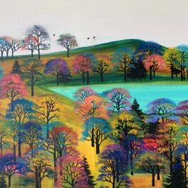 Lochside Bliss by Erraid Gaskell