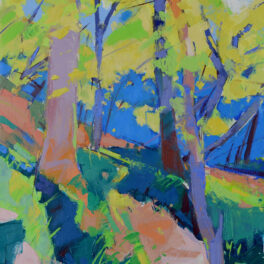 Spring Light by Marion Thomson