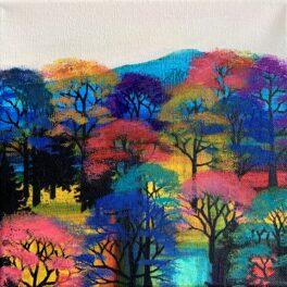 Summer Grove by Erraid Gaskell