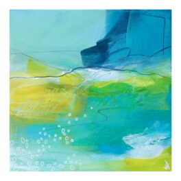 Tidal Pool by Victoria Wylie