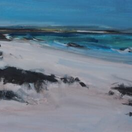 White Sands, Iona by Pete Morrison