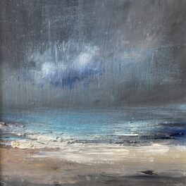 Wee Storm I by Gill Knight