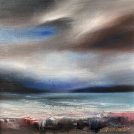 Wee Storm II by Gill Knight