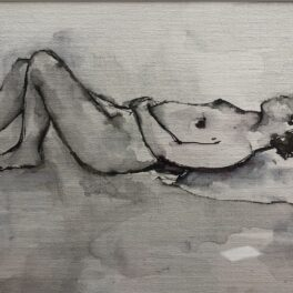 All the Young Nudes #7 by Kelly-Anne Cairns