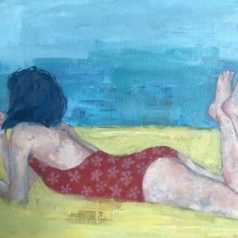 Cool Breeze by Kelly-Anne Cairns