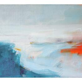 Hushed Tide (Lunan Bay) by Victoria Wylie