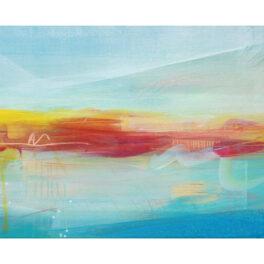 Infinite Sunrise (Lunan Bay) by Victoria Wylie