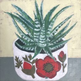 Poppy Pot by Kelly-Anne Cairns