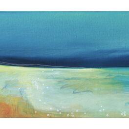 Silent Shallows Balnahard Bay by Victoria Wylie