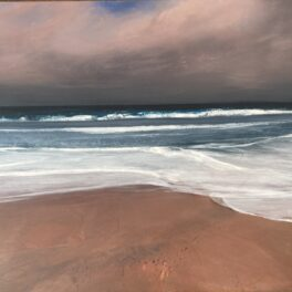 A Moment's Reflection #2 by Louise Turnbull