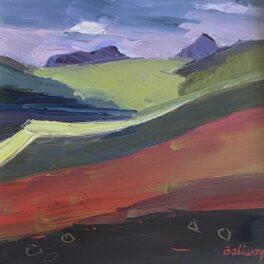 Landscape by Margaret Ballantyne