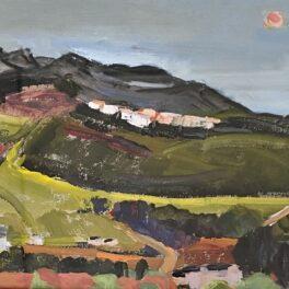 Setting Sun by Margaret Ballantyne