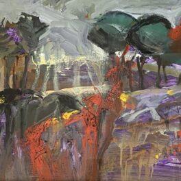 Grey Sky by Margaret Ballantyne