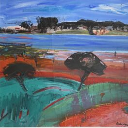 Autumn Solway by Margaret Ballantyne