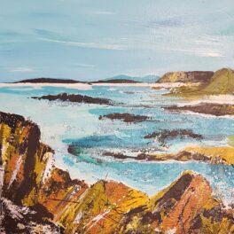 Island Dreaming by Morag Lloyds
