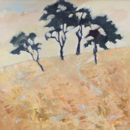 Lonely Trees by Margaret Ballantyne