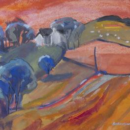 Mearns Farm by Margaret Ballantyne