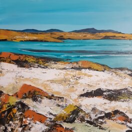 The Peace of Iona by Morag Lloyds