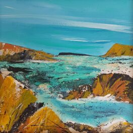 The Sound of the Sea by Morag Lloyds
