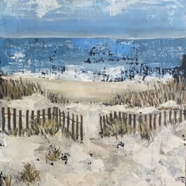 Beach by Rosie Playfair