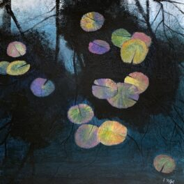 Lily Pad Dance by Sandra Moffat