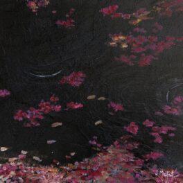 Raspberry Ripple by Sandra Moffat
